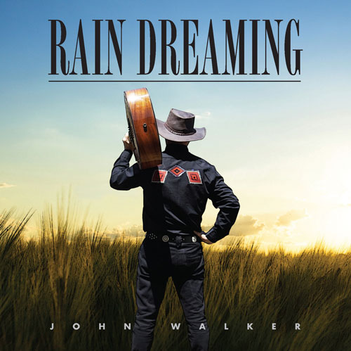 John Walker's new album RAIN DREAMING